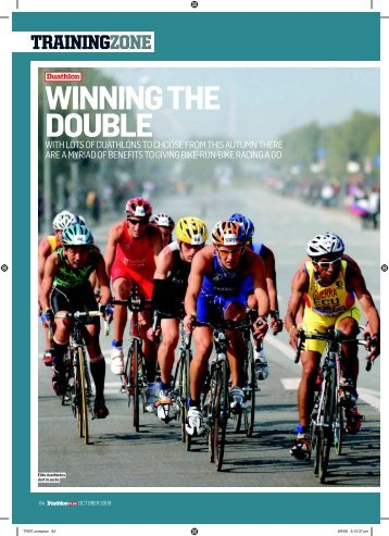 Winning the Double (PDF) - TriRadar.com