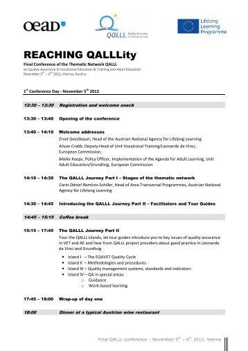 AGENDA final QALLL conference for CP ff version