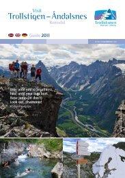 Guide 2011 - Visit Molde