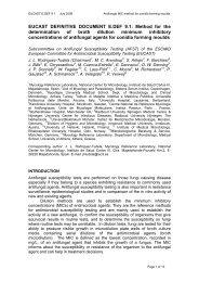 EUCAST DEFINITIVE DOCUMENT E.DEF 9.1: Method for the ...