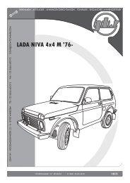 LADA NIVA 4x4 M '76- - kupp-west