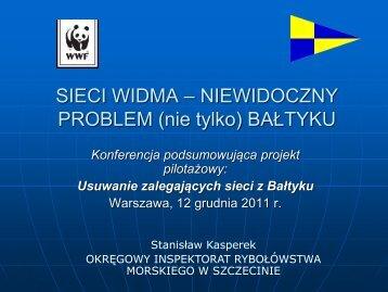 identyfikacja gatunkow-potrzeby OIRM - WWF