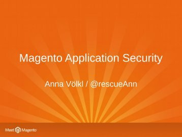 MagentoApplicationSecurity_20150511