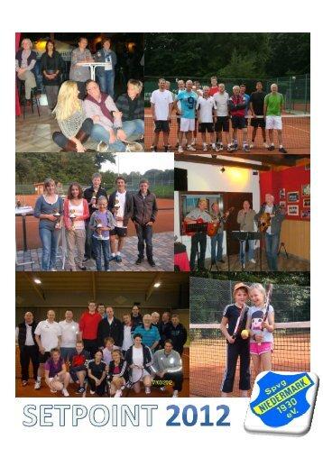 Punkt-Spiel-Termine 2012 - Spvg. Niedermark