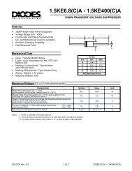 1.5KE6.8(C)A - 1.5KE400(C)A - Rockby