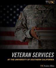 Veteran Resource Book - USC Student Affairs Information ...