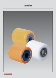 Pallet rollers from our main catalogue HK2 - June 2010