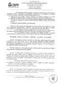 Codul de conduita al personalului din cadrul CNPP - Page 7