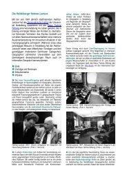 Ausführliche Dokumentation - Geographisches Institut Uni Heidelberg