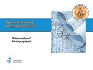 Smernice za razvoj informacijskih rešitev - Informacijski pooblaščenec