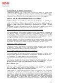 Synthèse du rapport de l'IRSN sur le thème des accidents graves ... - Page 4