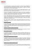 Synthèse du rapport de l'IRSN sur le thème des accidents graves ... - Page 5