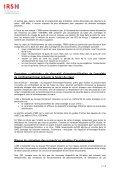 Synthèse du rapport de l'IRSN sur le thème des accidents graves ... - Page 7