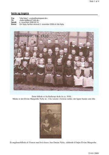 bente og mogens Side 1 af 4 23-01-2009 Dette billede er fra ...