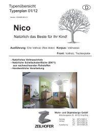 Nico - Zeilhofer