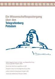 Ein Wissenschaftsspaziergang über den Telegrafenberg Potsdam