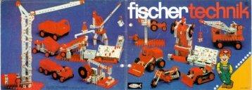 39001 Download PDF-Datei 1,50MB - fischertechnik Museum