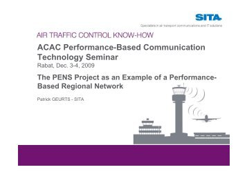 ACAC Performance-Based Communication Technology Seminar
