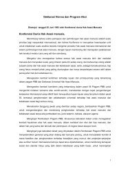Deklarasi Vienna dan program Aksi - Komnas Perempuan