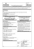 EC-Declaration of conformity EMC Directives 2004/108/EC ATEX ... - Page 3