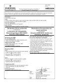 EC-Declaration of conformity EMC Directives 2004/108/EC ATEX ... - Page 4