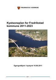 Kystsoneplan for Fredrikstad kommune 2011-2023
