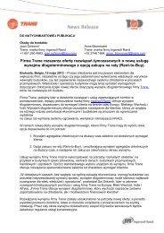 Firma Trane rozszerza ofertę rozwiązań tymczasowych o nową ...