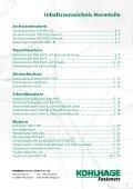 Normteile-Katalog downloaden - KOHLHAGE Fasteners - Page 2
