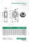 Normteile-Katalog downloaden - KOHLHAGE Fasteners - Page 5