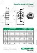 Normteile-Katalog downloaden - KOHLHAGE Fasteners - Page 6