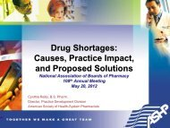 New Lobbying Laws, Implications for ASHP staff - National ...