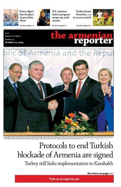 Western U.S. edition - Armenian Reporter