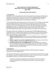 White Paper UNS Final - Urban University Interface.com