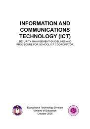 ict - Bahagian Teknologi Pendidikan