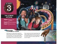 Unit 3 Laws Of Motion And Energy - Spokane Public Schools
