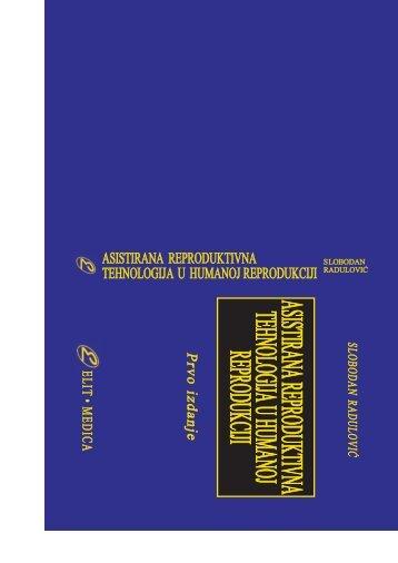 asistirana reproduktivna tehnologija u humanoj reprodukciji