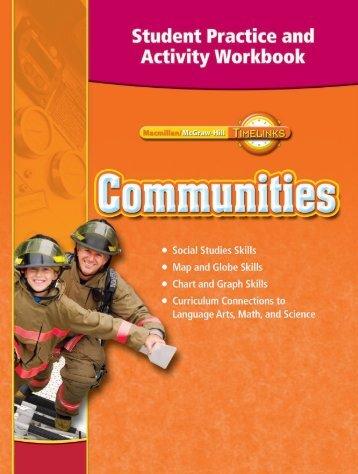 Grade 3 Student Practice & Activity Workbook - Macmillan/McGraw-Hill