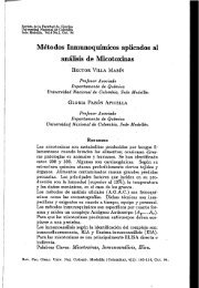 Métodos inmunoquímicos aplicados al análisis de Micotoxinas