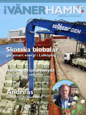 Andreas - Vänerhamn AB