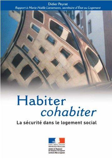 Habiter cohabiter. La sécurité dans le logement social. - Urbamet