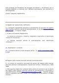 Regolamento recante disciplina del procedimento di iscrizione nel ... - Page 2