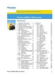 Flexicon 620DiN / 620Di pumps (UK) - Watson-Marlow