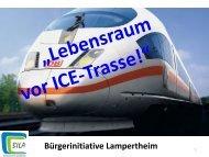 Präsentation für Lampertheimer Schulen - Bila