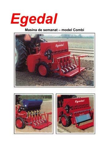 Masina de semanat – model Combi - Gp1.ro