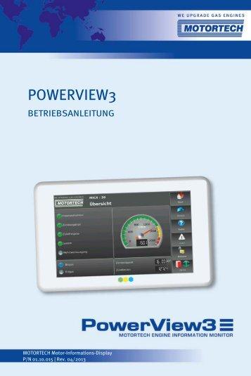 POWERVIEW3 - Motortech GmbH