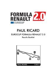 PAUL RICARD - jk-racing.de