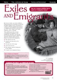 How can a museum exhibition help us explore our immigration ...