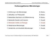 download pdf (Mikrobiologie, 30.11. 09): V. Sourjik - ZMBH