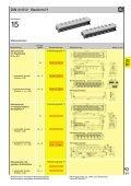 03 . 01 Inhaltsverzeichnis Kapitel 03 – DIN Power (bis 15 A ... - Page 3