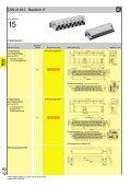 03 . 01 Inhaltsverzeichnis Kapitel 03 – DIN Power (bis 15 A ... - Page 4